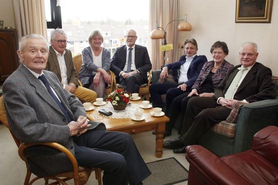 Huizer Harrie 100 jaar: 'Ben er nog hoor'