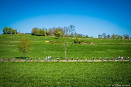 Nederlanders fietsen tour van 2000 kilometer