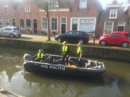 Zoektocht met sonar en honden naar vermiste Enkhuizer Siebe Viegers (26)
