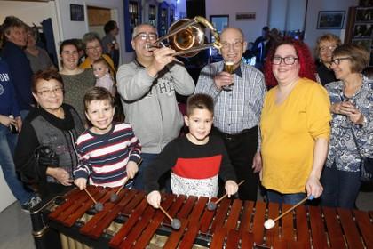Jubilerend BMOL brengt generaties musici in Kortenhoef bijeen