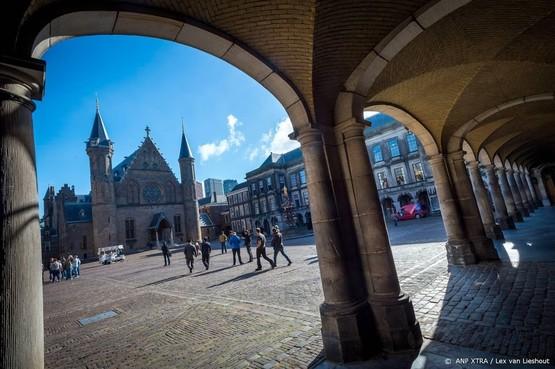 Kamer: onrust wegnemen over Binnenhof