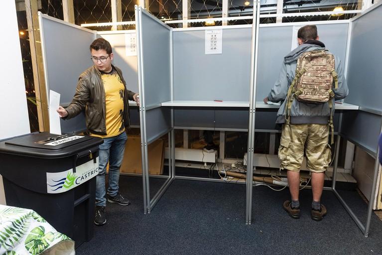 Stemlokalen open voor Europese verkiezingen
