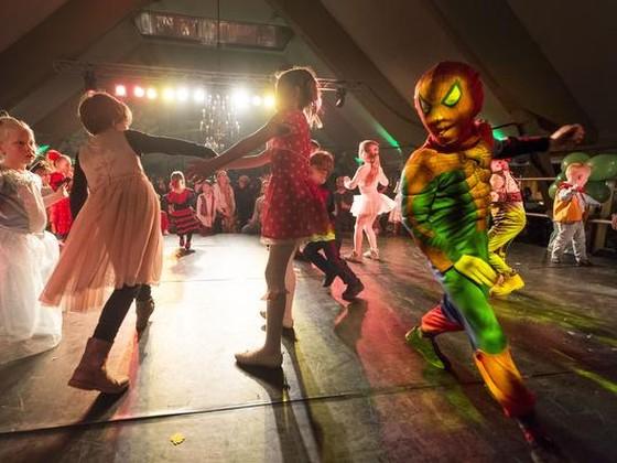 Kindercarnaval in Avifauna.