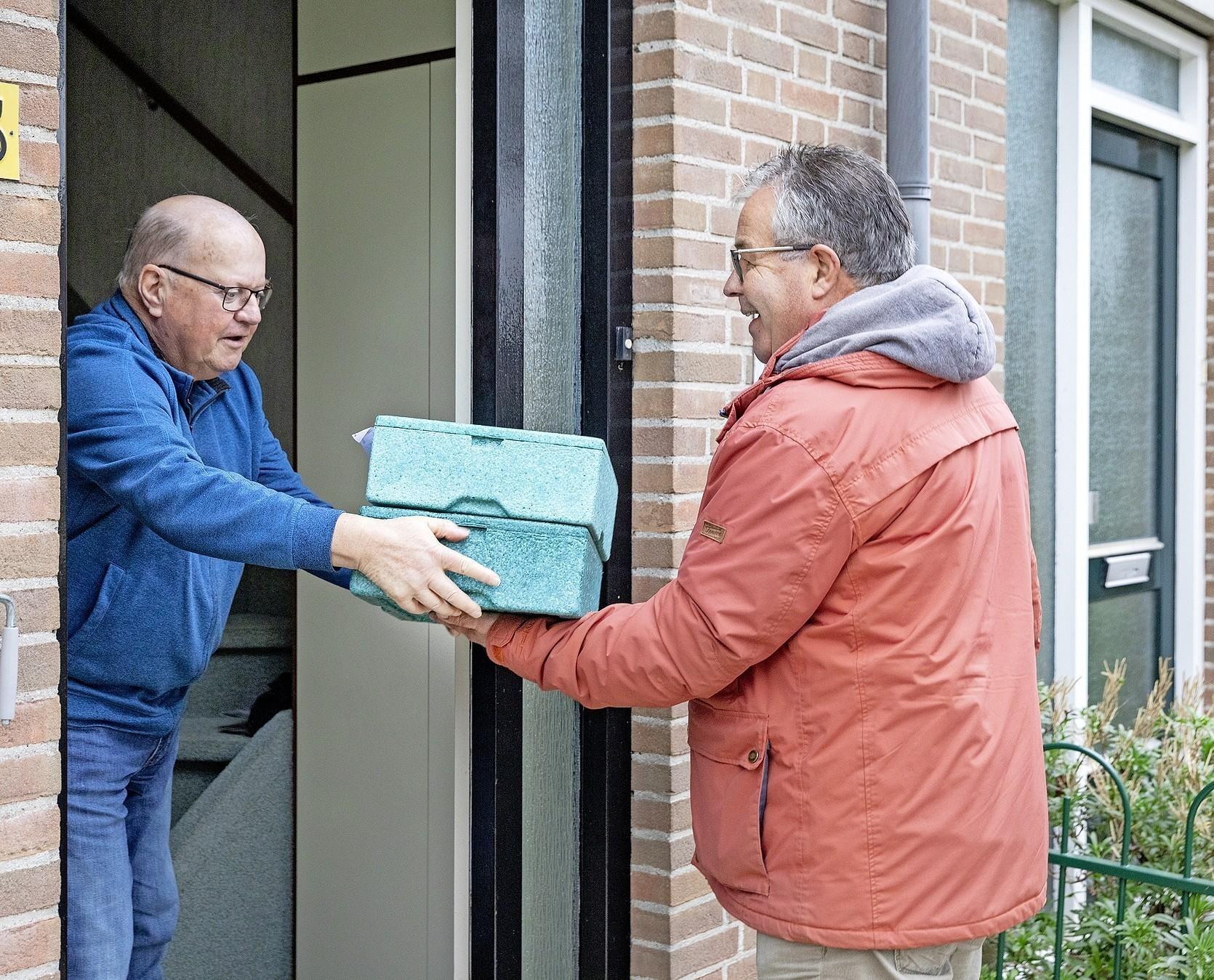 Texelse ouderen eten straks van eigen eiland - 'Tafeltje Dekje' start in eerste kwartaal 2020 - Noordhollands Dagblad