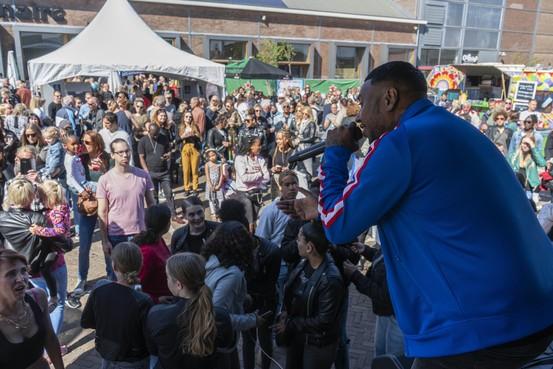 Dag van de muziek in Den Helder drukbezocht