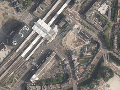 Zorgen over tweede fase inrichting Leids stationsgebied