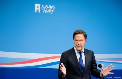 Rutte overlegt met Merkel en haar opvolger