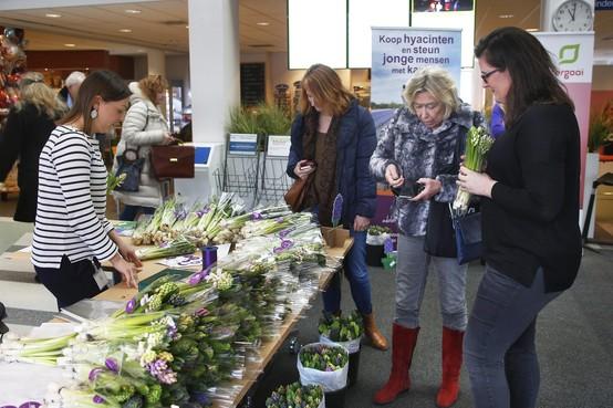 Tergooi in actie: bosje hyacinten voor jonge kankerpatiënten
