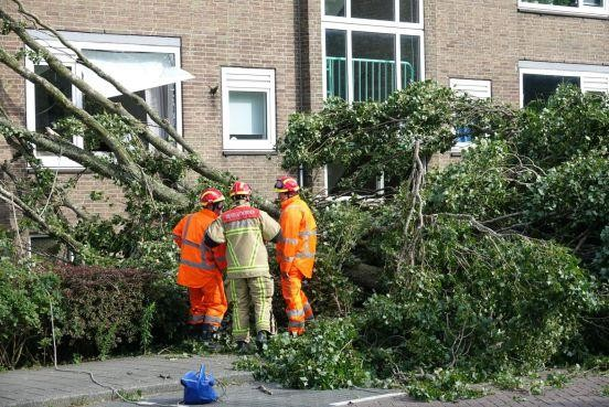 Stormprocedure leidt tot irritatie bij brandweer Zaanstreek-Waterland