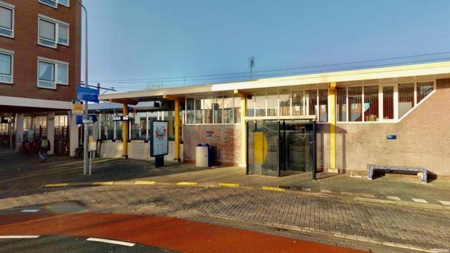 'Politiepost in Hoorn-Kersenboogerd'