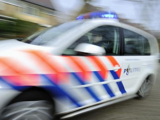 Automobilist in Voorschoten aangehouden na wilde politie-achtervolging