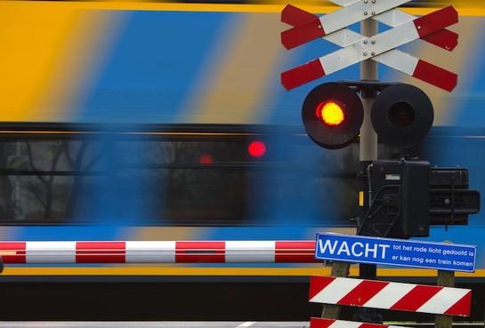 Onderzoek naar spoorwegovergang Voorhout