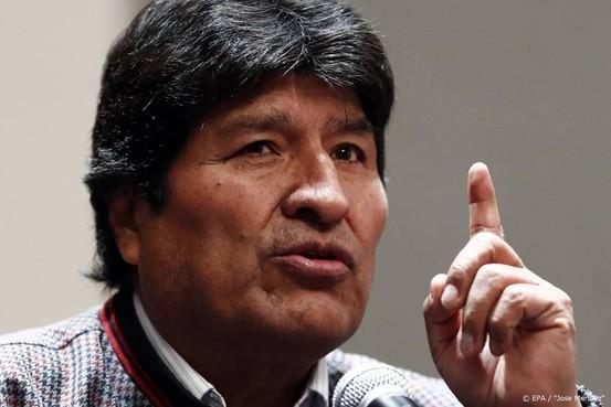 Bolivia beschuldigt ex-leider van 'terrorisme'