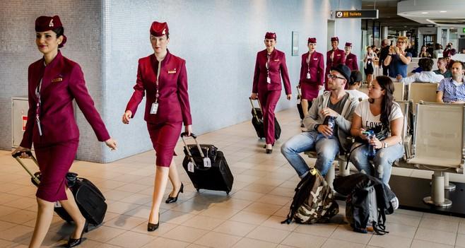 Qatar Airways schrapt 'bizarre' eisen voor grondpersoneel, zoals alle haren van armen verwijderen