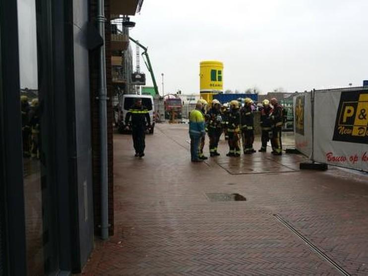 Woningen Alphen ontruimd wegens gaslek