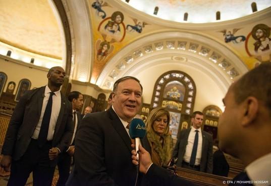 Pompeo: vertrek goed voor Turkije en Koerden