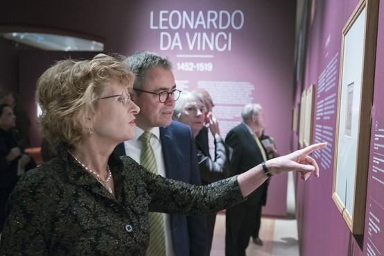 Da Vinci helpt Teylers Museum in Haarlem aan bezoekersrecord