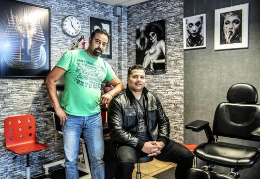 Van sigarenmagazijn naar tattooshop in Haarlem-Noord