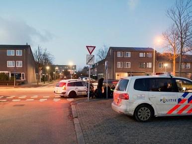 Vrouw op scooter raakt gewond bij aanrijding in Hoofddorp