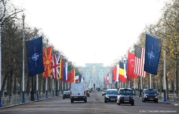 Leiders NAVO-landen bijeen in Londen