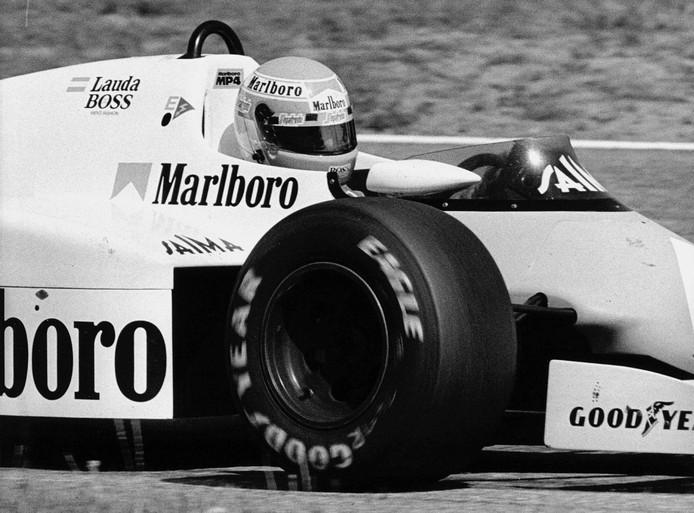 Circuit Zandvoort plant eerbetoon aan Lauda