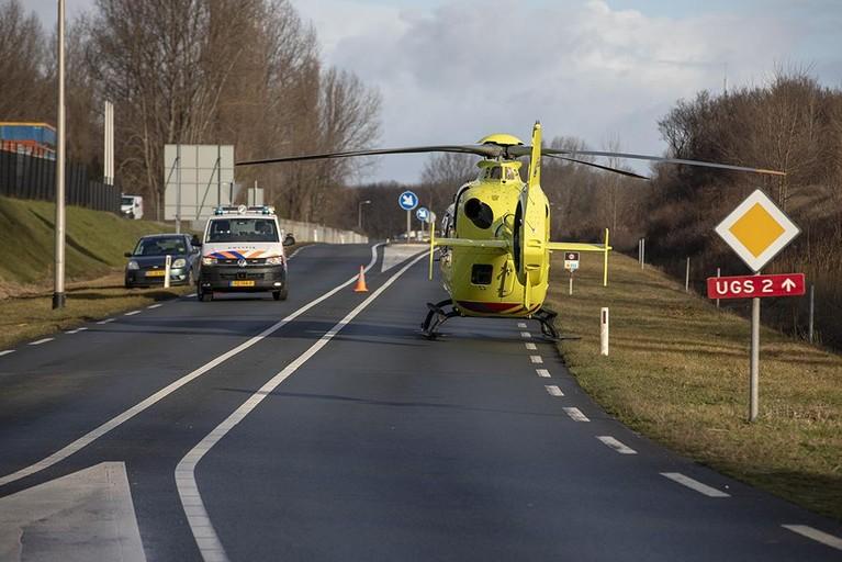Dode bij zwaar ongeval in Beverwijk, andere bestuurder aangehouden