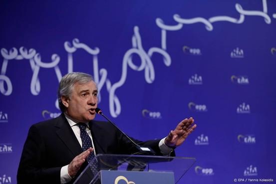 Tajani wil voorzitter EU blijven