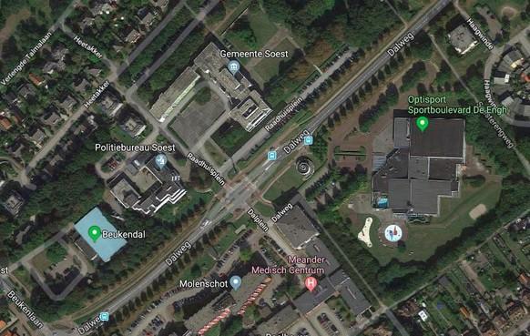 Soest: Dalweg herontwikkelen na aankoop politiebureau en sloop sporthal Beukendal