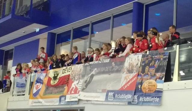 Alkmaarsche IJslcub in Thialf de beste schaatsvereniging van Nederland