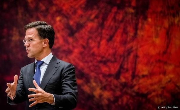 Kamer kribbig over Ruttes loondreigement