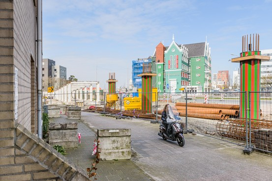 Fietspad de Slinger frustreert bewoonster van Blokschaaf in Zaandam