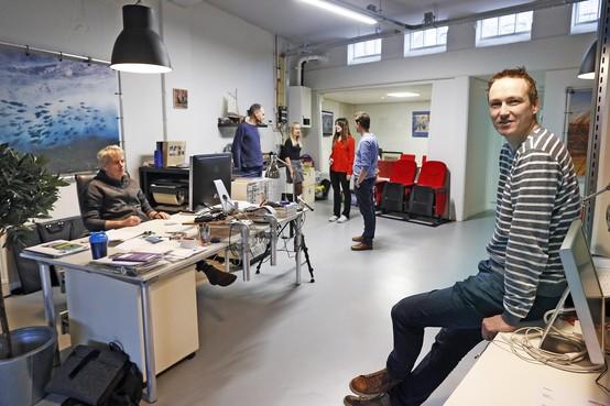 Creatieve ondernemers samen bij  De Grossierderij