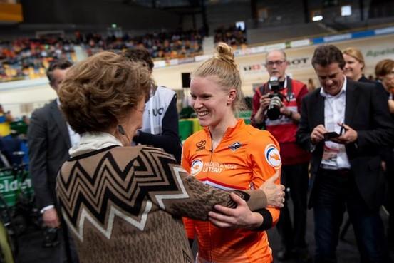Wielrenster Caroline Groot moet na goud op WK paracycling op lijstenjacht