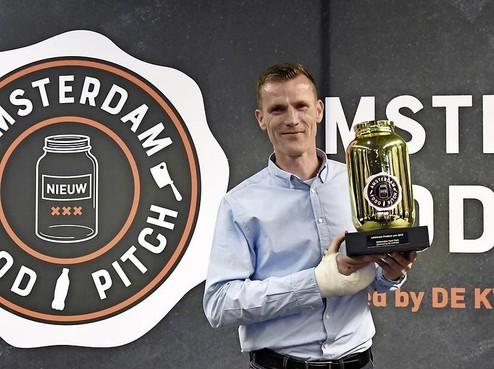 Zaanse winnaar Amsterdam Food Pitch, fruit in poedervorm