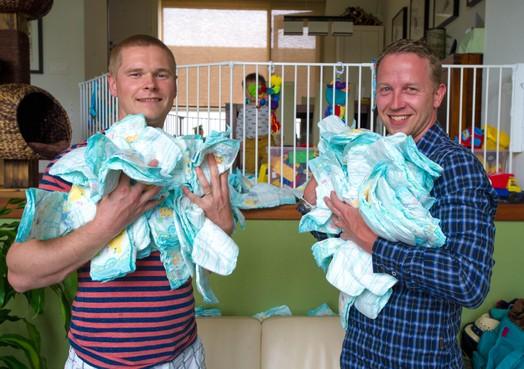 Purmerendse vaders bedenken LuierApp: 'Honderden euro's besparen'