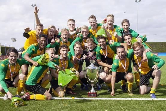 Huizen overklast Fortuna in bekerfinale: 'Eerste klasse onwaardig, in positieve zin'