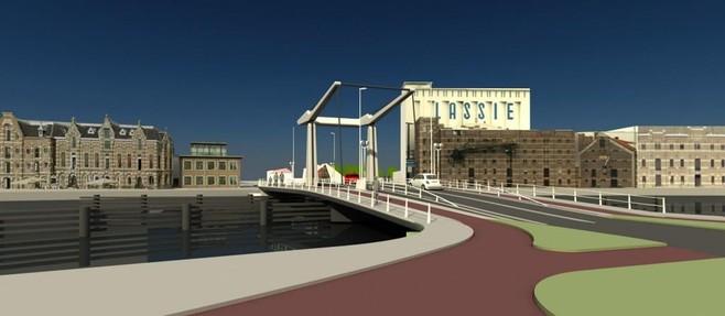 Akkoord over vernieuwen Zaanbrug Wormerveer