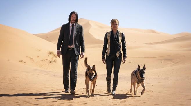 Filmrecensie 'John Wick: Chapter 3':Hard en gewelddadig
