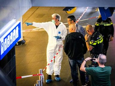 Verdachte aanslag Amsterdam CS onbekend bij autoriteiten