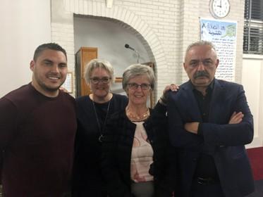 Huizer gebedshuizen houden zaterdag een wandeling naar elkaar: 'Langs kerk en moskee'