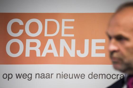 Code Oranje doet in nog twee provincies mee aan verkiezingen