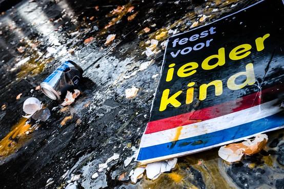KOZP beklaagt zich bij Den Helder over demonstratie