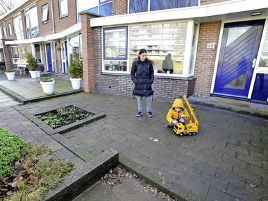 Stelling: Een betegelde tuin, dat is geen tuin