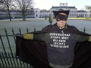 Haarlemse vader toont aan: politie meet met twee maten bij ruzie om kinderen