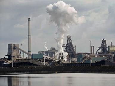 Forse boete dreigt voor Tata Steel