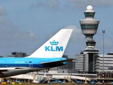 Recordbedrag bij winstdeling personeel KLM