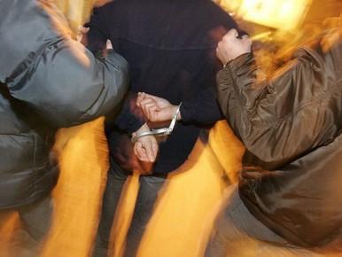 Ajax-hooligan gepakt in Hilversum