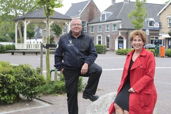Nederhorst den Berg wil meer reuring op het plein van de illustere Willie Das