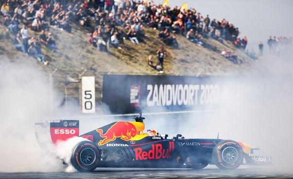 Circuit Zandvoort verkoopt tickets voor 3 jaar