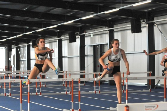Indoorwedstrijden Lycurgus: 'Een mooi graadmetertje'